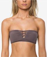 O'Neill Salt Water Solids Bandeau Bikini Top Women's Swimsuit