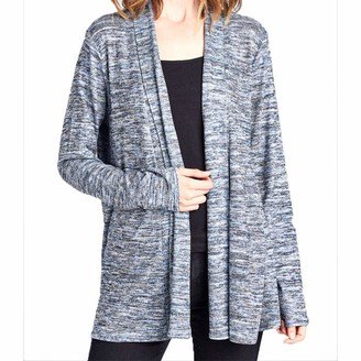 Tresics Women's Shawl Collar Cardigan
