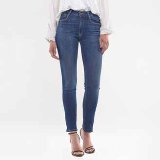 Le Temps Des Cerises Straight High Waist Jeans