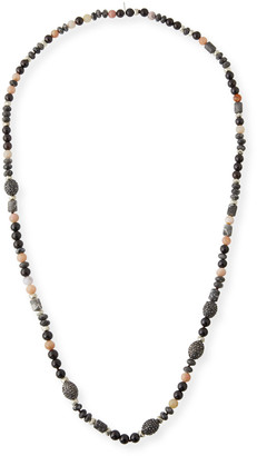 Hipchik Amy Beaded Long Necklace