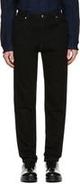 Eckhaus Latta Black El Jeans
