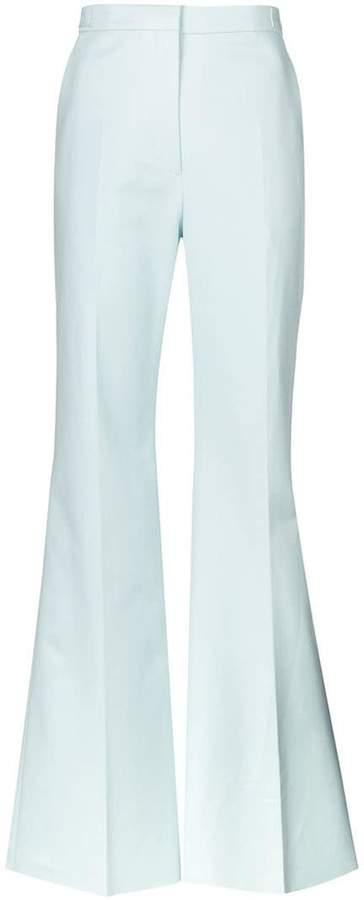 Rochas wide-leg trousers