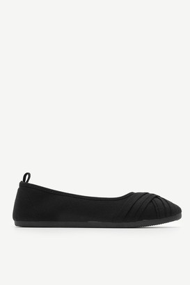 Ardene Pleated Flats