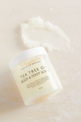 Brooklyn Botany Tea Tree Body + Foot Scrub