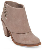 Jessica Simpson Calvey Leather Ankle Boots