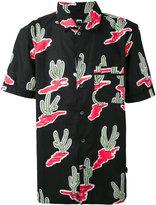 Stussy cactus print shirt - men - Cotton - M