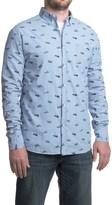 Counter Intelligence Chambray Pattern Shirt - Long Sleeve (For Men)