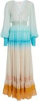Rococo Sand Ombre Maxi Dress