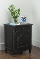 East At Main Shiloh Mahogany Rectangle Night Stand
