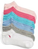 Ralph Lauren Women's 'Sport' Low Cut Socks