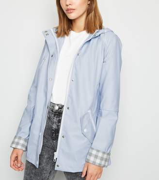 New Look Urban Bliss Check Lined Mac