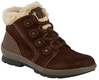 Earth Scarlett Faux Fur Lined Boot