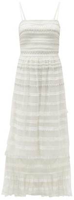 Temperley London Promise Embellished-tulle Dress - Womens - White