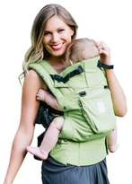 Lillebaby CompleteTM 6-in-1 Organic Cotton Baby Carrier in Green Meadow