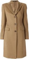 Tagliatore classic buttoned coat