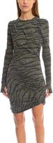 Pam & Gela Camoflauge Twist Dress