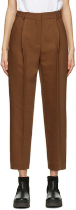 See by Chloe Brown City Trousers