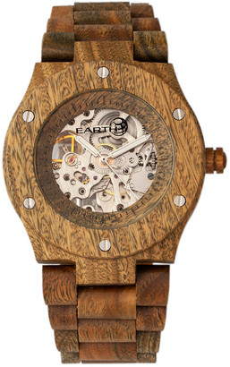 Earth Wood Unisex Grand Mesa Watch
