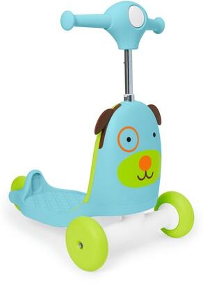 Skip Hop Zoo Ride-On Dog Toy