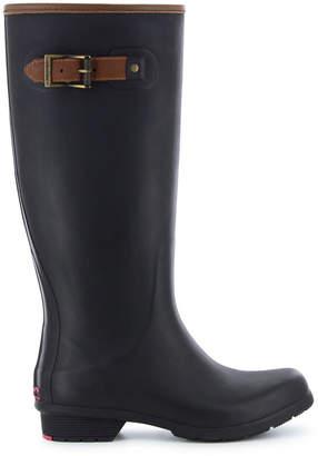 Chooka Women City Solid Tall Rain Boot Women Shoes