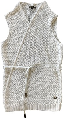 Loro Piana White Silk Knitwear for Women