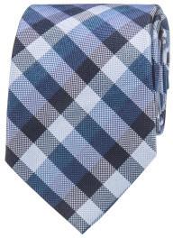 Geoffrey Beene Tartan Check Tie