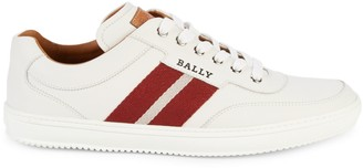Bally Oriano Leather Sneakers