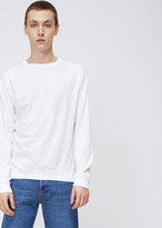 Dries Van Noten White Hoston Tee