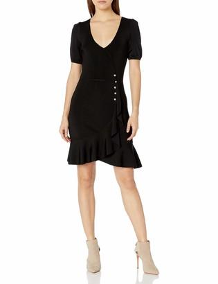 Parker Women's Short Sleeve Knit Dress