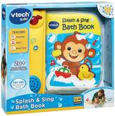 Vtech Baby Splash And Sing Bath Book