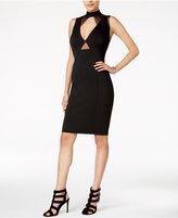 GUESS Claudia Cutout Choker Dress