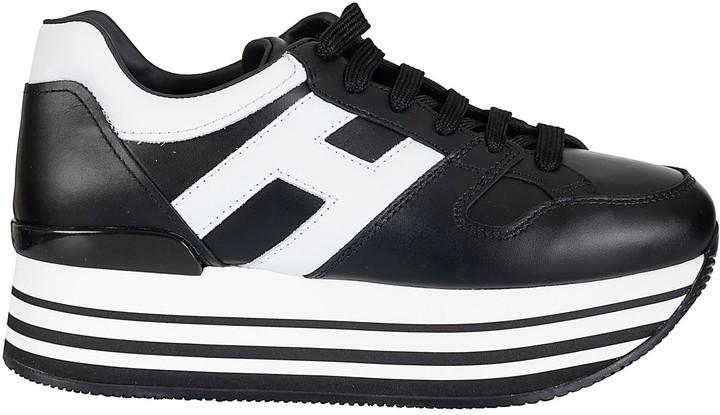 Hogan H283 Maxi 222 Sneakers - ShopStyle