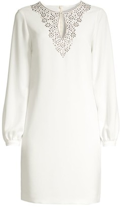 Trina Turk Beaded Tangle Dress