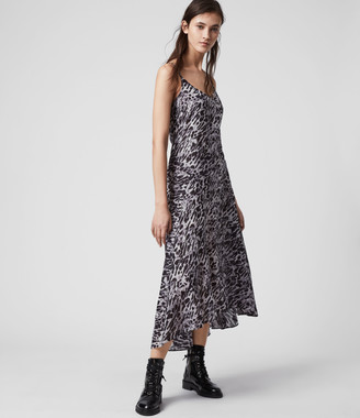 AllSaints Essie Ambient Dress