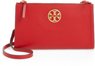 Tory Burch Carson Zip Top Crossbody Bag