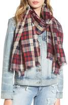 Shiraleah Women's Christy Check Scarf