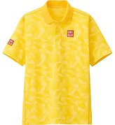 Uniqlo Men Nk Dry Ex Short Sleeve Polo Shirt 16us