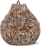 JCPenney Hudson Ind. Microfiber Beanbag Chair