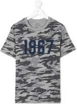 Ralph Lauren camouflage print T-shirt