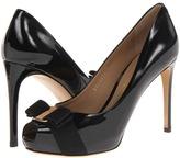 Salvatore Ferragamo Plum High Heels