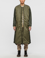 MHI Ergonomic Ma Fishtail Parka