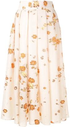Bambah Fil coupe skirt
