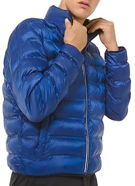 Michael Kors Lightweight Quilted Zip Jacket