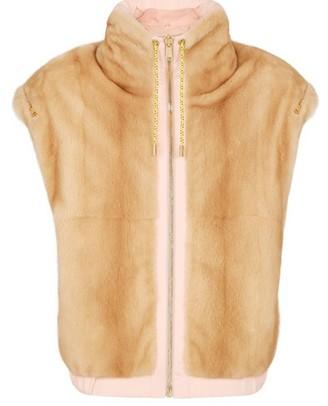 Fendi Reversible gilet-jacket