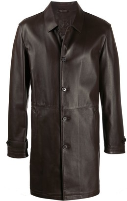 Desa 1972 Long-Sleeved Buttoned Up Coat