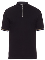 Acne Studios Keller Cotton Polo Shirt