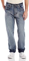 Southpole Men's Premium Washed-Jean Jean In Slim-Straight Fit