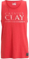 Under Armour Clay Americana Tank Sports Shirt Red/winning White