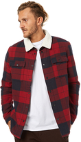 Swell Garage Jacket Red