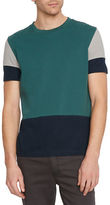 Kenneth Cole New York Short Sleeve Colorblock T-Shirt